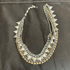EUC Stella & Dot Multi Way Statement Necklace